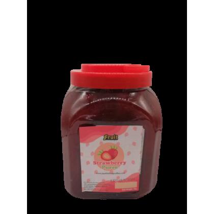 J. Fruit Strawberry Puree 3kg