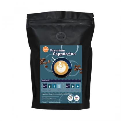 Braulio Premium Cappuccino Powder - 1kg