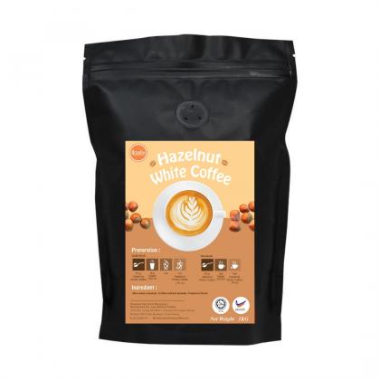Premium Hazelnut White Coffee 1kg