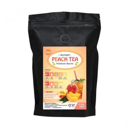 Braulio Instant Peach Tea Powder - 1kg
