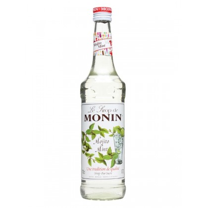Monin Mojito Mint Syrup 1L