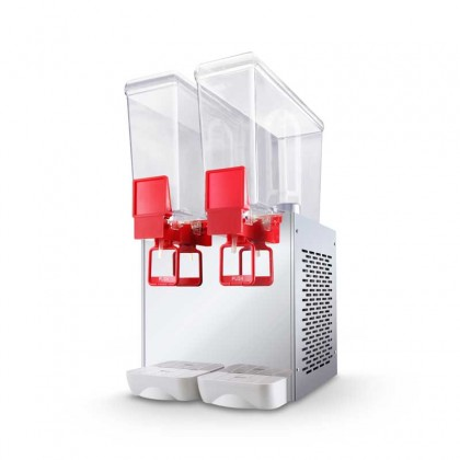 2-bowl 10L Hot & Cold Drink Dispenser