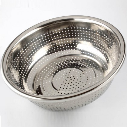 """Basin 12"""" S.Steel Filter Type"""