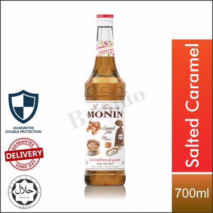 Monin Syrup Coconut Hazelnut Toffee Nut Caramel Vanilla Tiramisu Pandan Rose Flavour - 700ml [Limited Time Only]